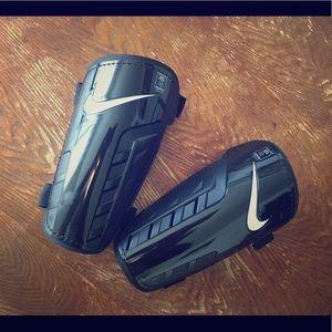 Nike Black Shin Guards